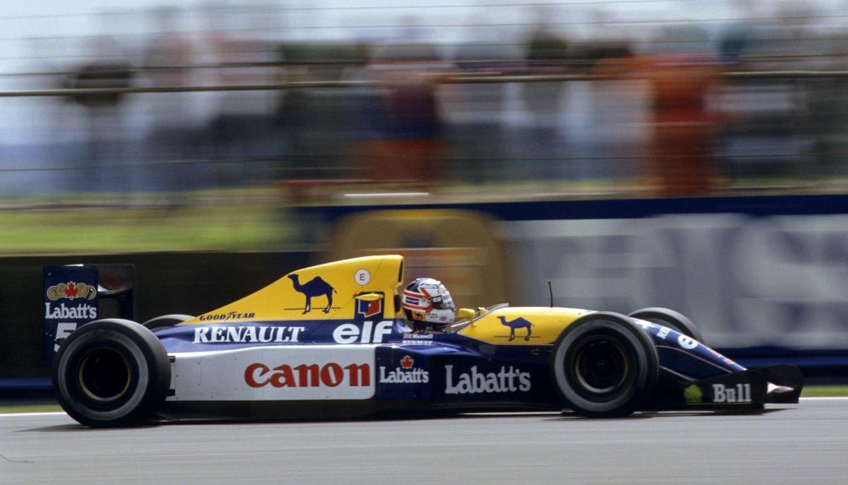 1992年イギリスグランプリ